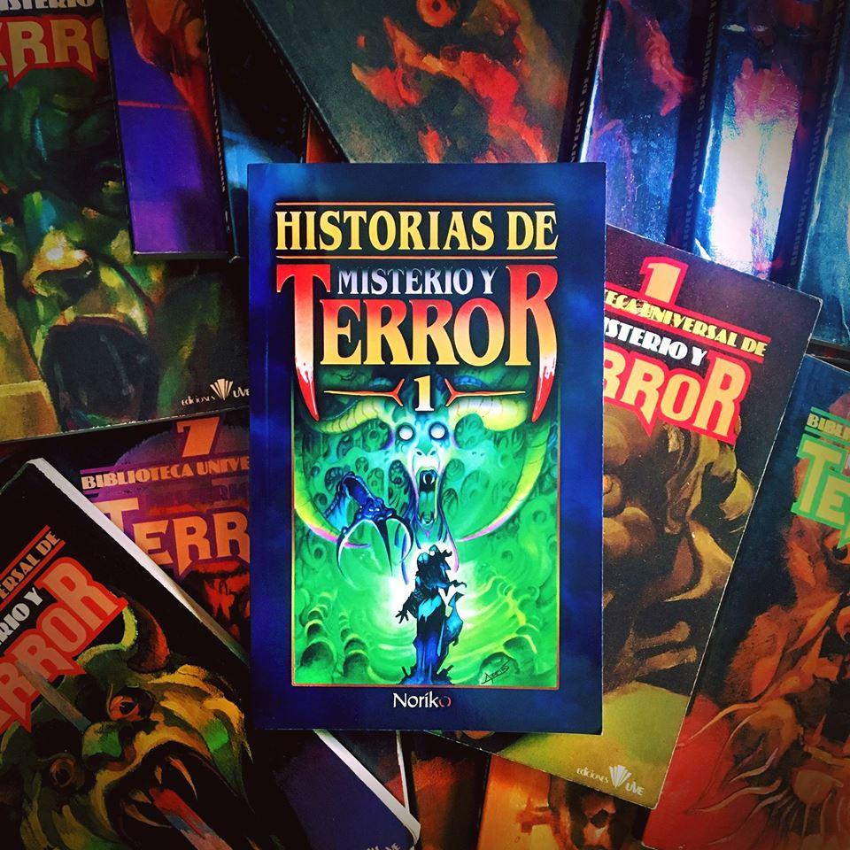 historias de misterior y terror