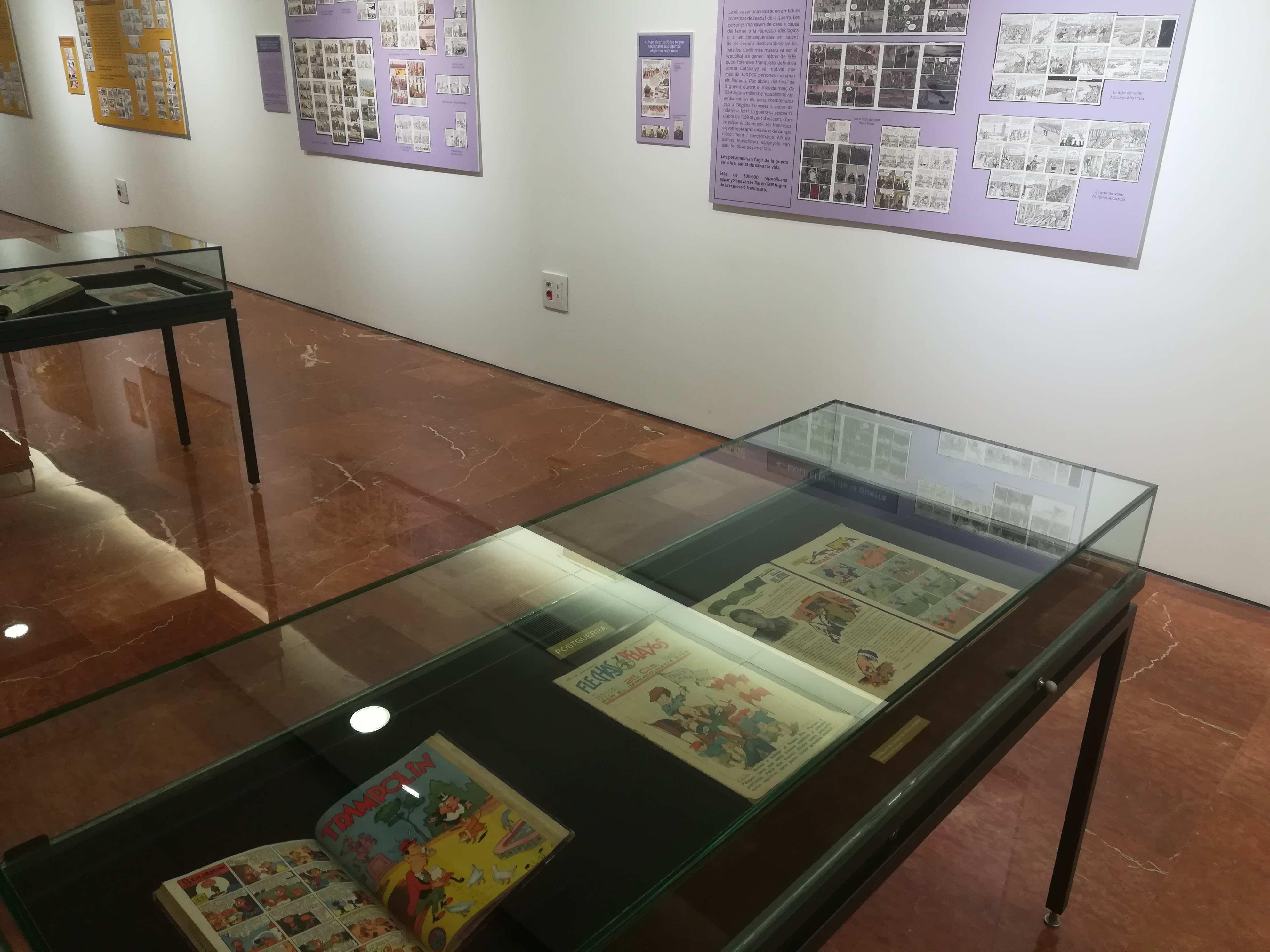exposición memoria histórica ahpa