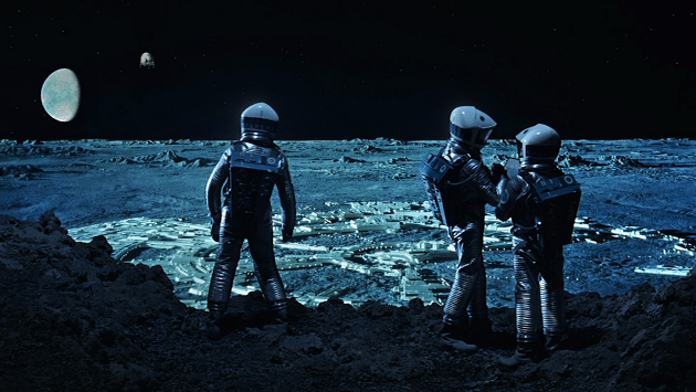Mejores películas del espacio Space Operas 2001, Alien, Gravity.. (1)