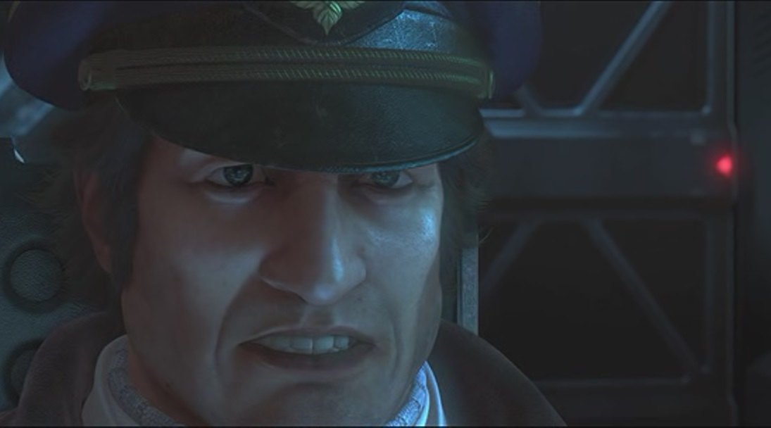 Capitán de la Coalición Gaia