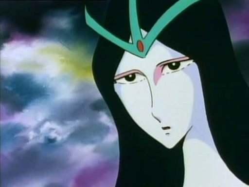Raflexia, reina  de las Amazonas, que intentan invadir la Tierra